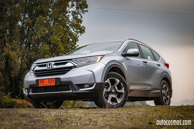 Honda CR-V 2018 - Lanzamiento en Chile