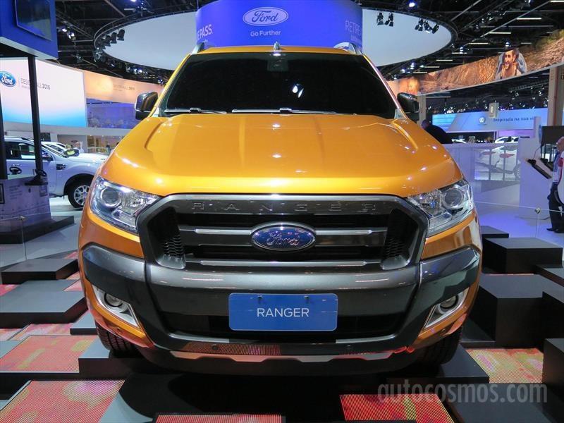 Ford en el Salón de San Pablo 2016