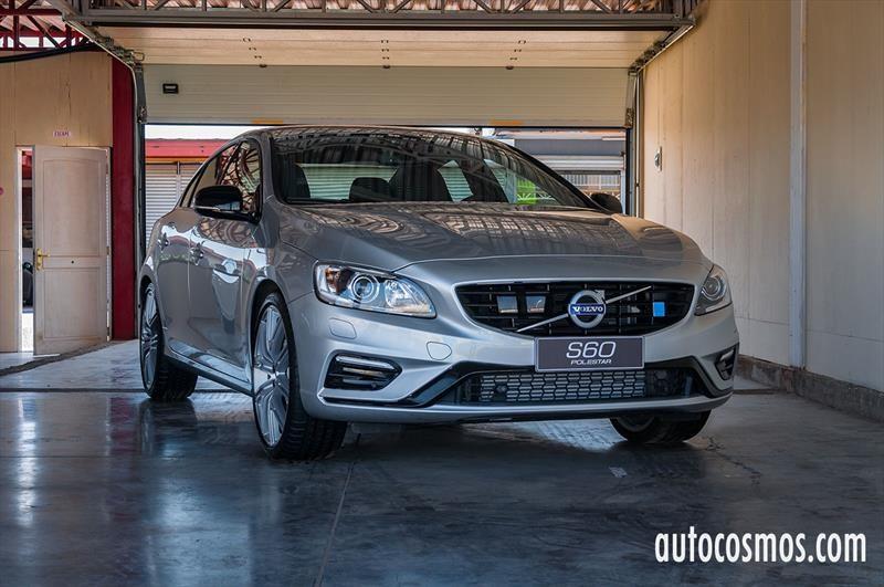 Volvo S60 Polestar - Lanzamiento en Chile