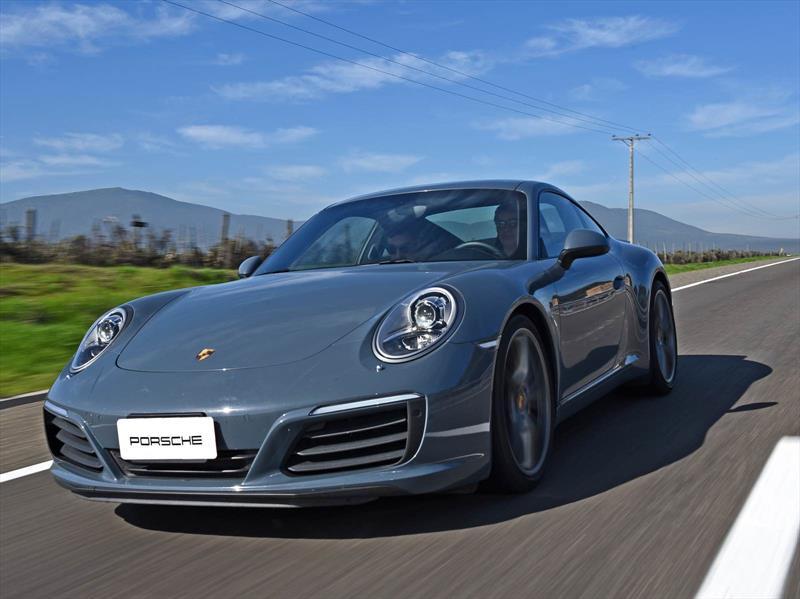 Porsche 911 Carrera S/4S 2016