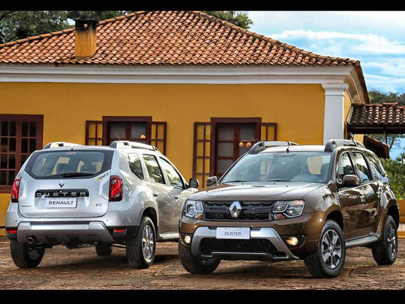 La Renault Duster estrena su nueva cara en Brasil