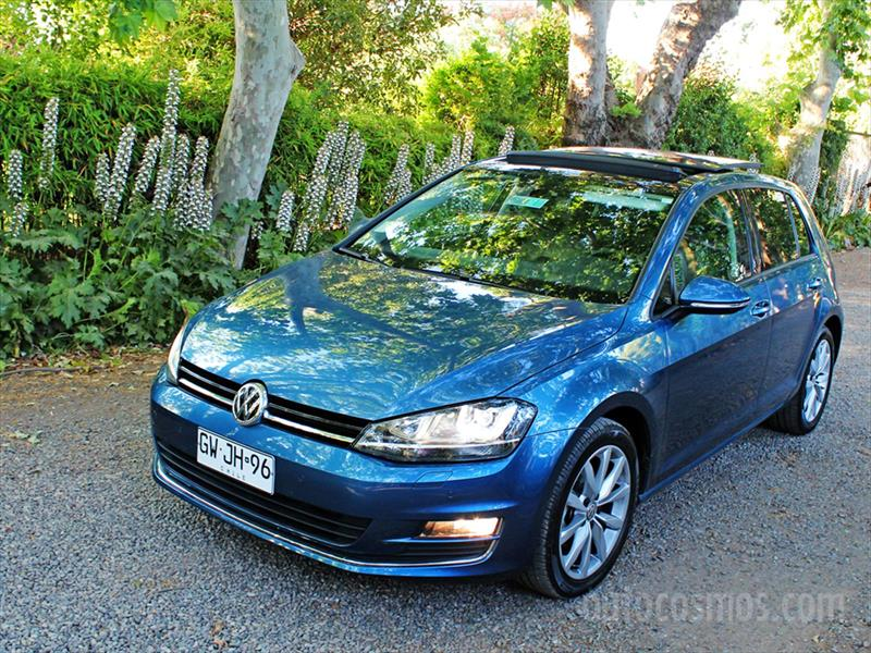 Prueba Volkswagen Golf 1,4L TSI Automático DGS 7V