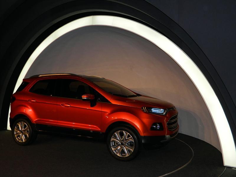 Nueva Ford Ecosport II