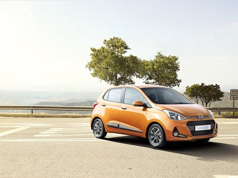 Hyundai Grand i10 Hatchback 2018