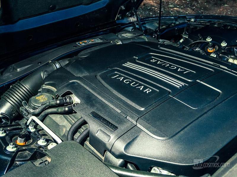 Jaguar XK-R 2012 a prueba