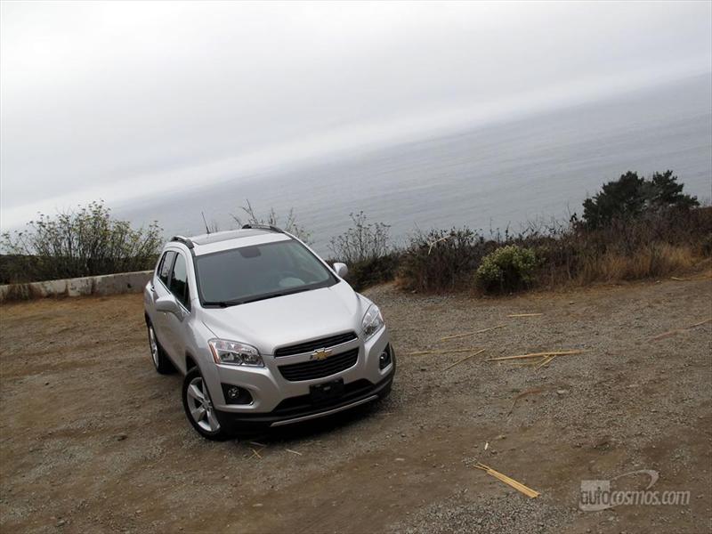 Chevrolet Trax 2013, primer contacto
