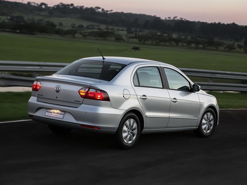 Volkswagen Brasil presenta los nuevos Gol y Voyage
