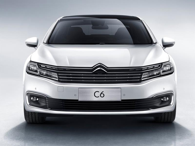 Citroën C6 2017 Exclusivo para China