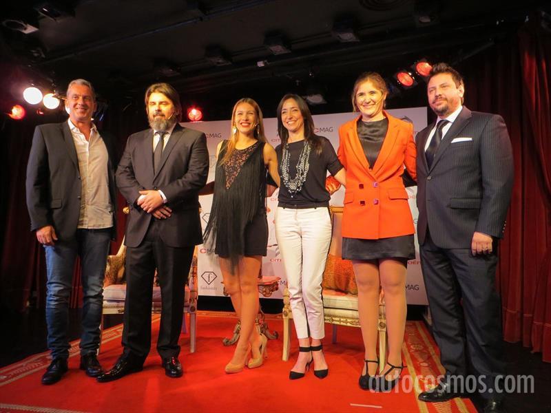 Citroën, Pampita y FashionTV presentan C-MAG