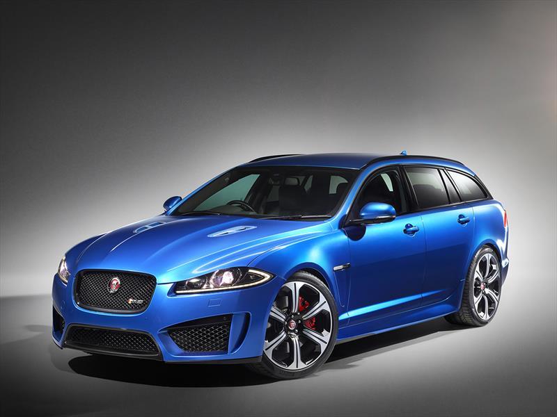 Jaguar XFR-S Sportbrake 2014