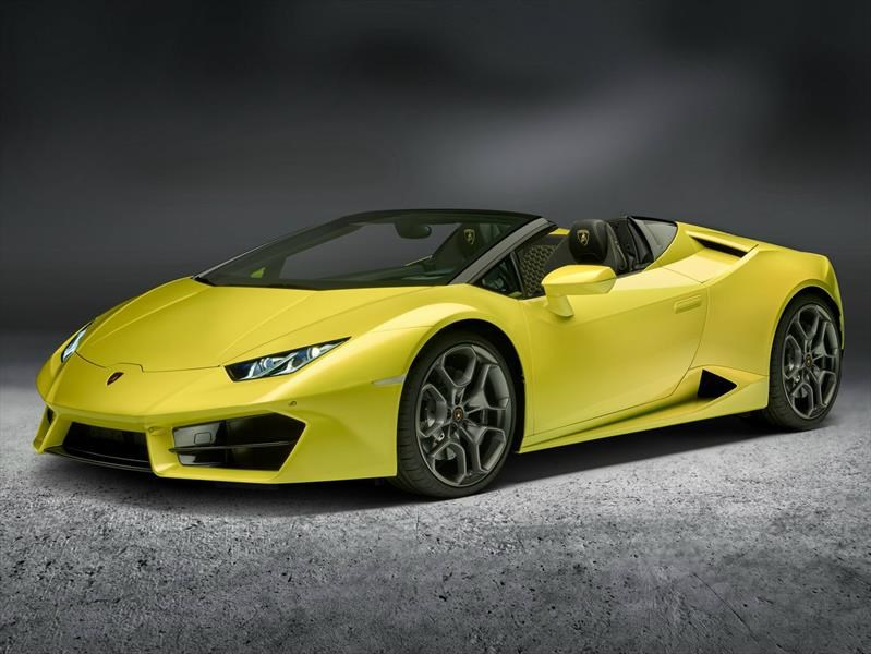 Lamborghini Huracán LP 580-2 Spyder