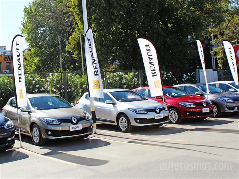 Renault Megane lll Lanzamiento en Chile