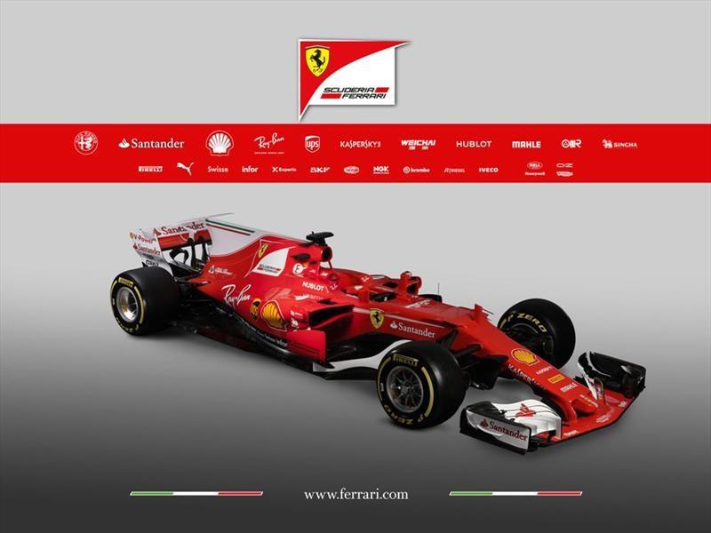 F1 2017: Ferrari SF70H