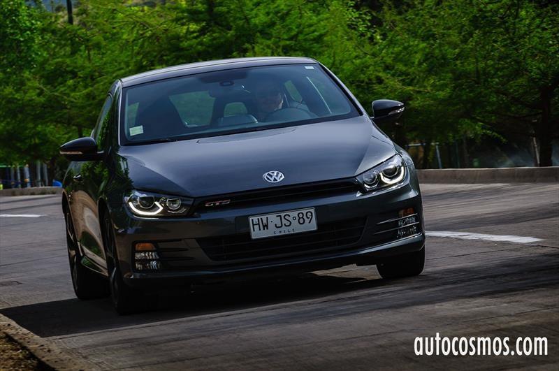Test Drive: Volkswagen Scirocco 2017