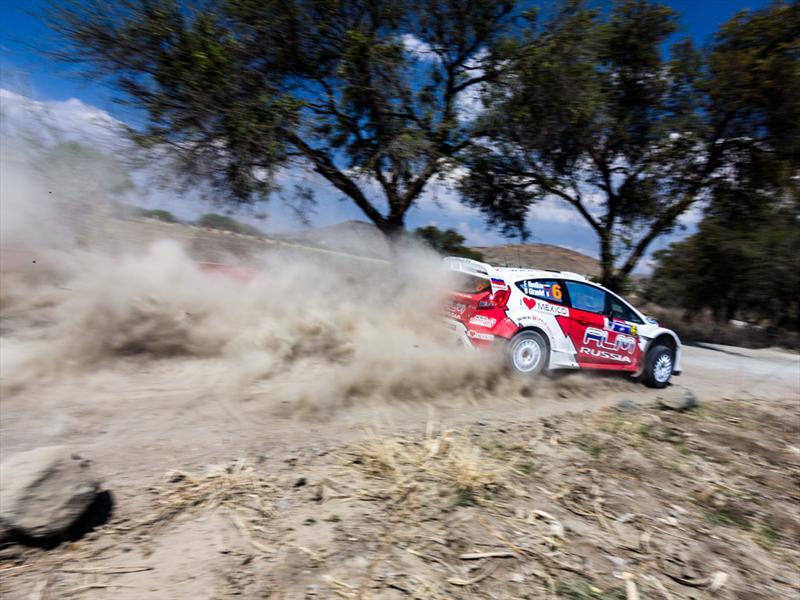 WRC: Rally México día 1