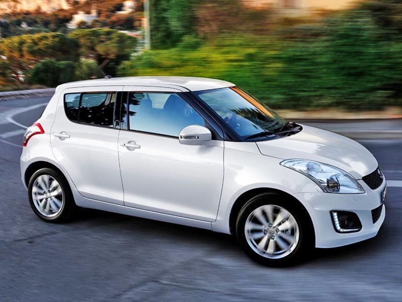 Nuevo Suzuki Swift 2014: Ya está en Chile - Autocosmos.com