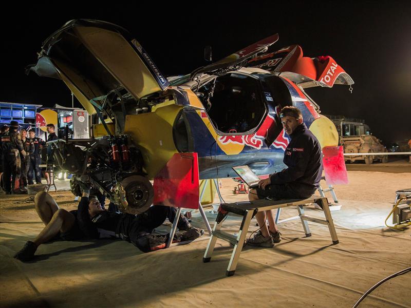 Dakar 2015: Día 6