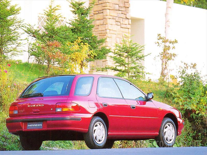 Subaru Impreza 1993