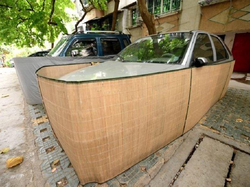 Conductores protegen a sus autos de las ratas