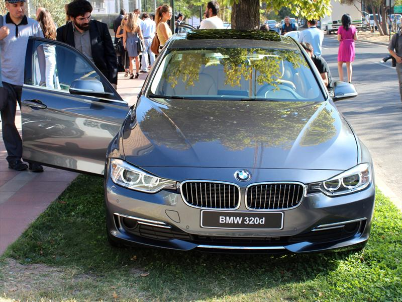 BMW Serie 3 2012. Lanzamiento Chile