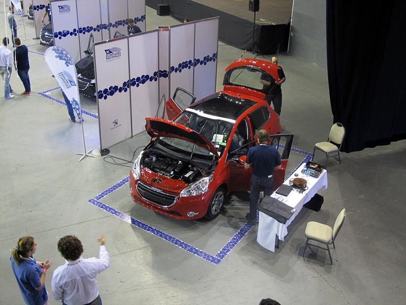 16ª Olimpiada Nacional de Postventa de Peugeot