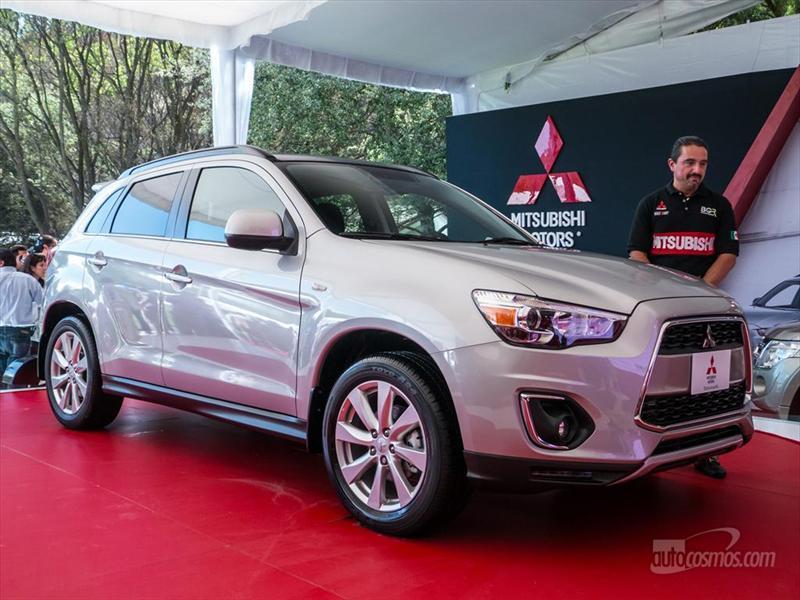 Mitsubishi ASX 2014