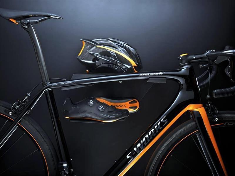 Bicicleta McLaren y Specialized edición limitada