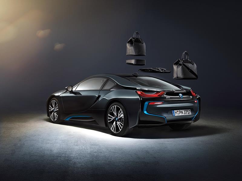 Equipaje Louis Vuitton a la medida del BMW i8
