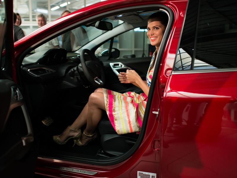 Peugeot 2008 2017 de Miss Francia