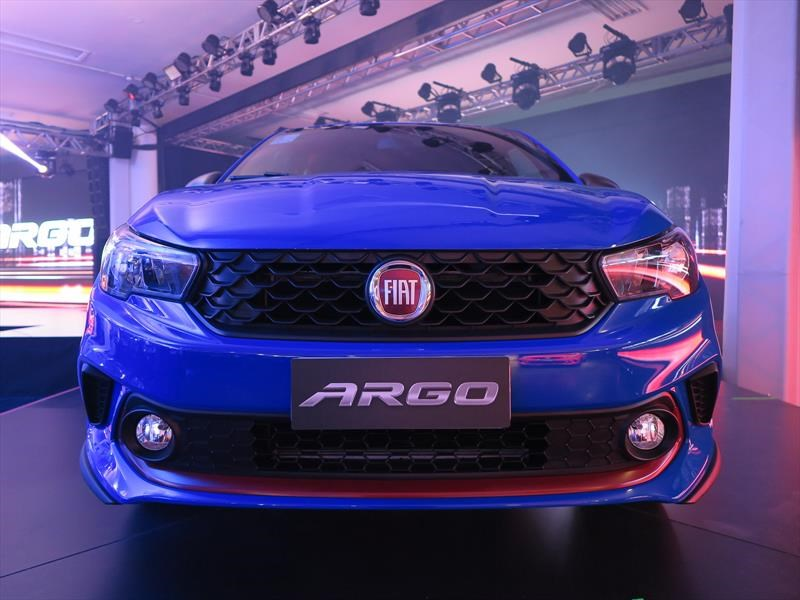 FIAT Argo presentación