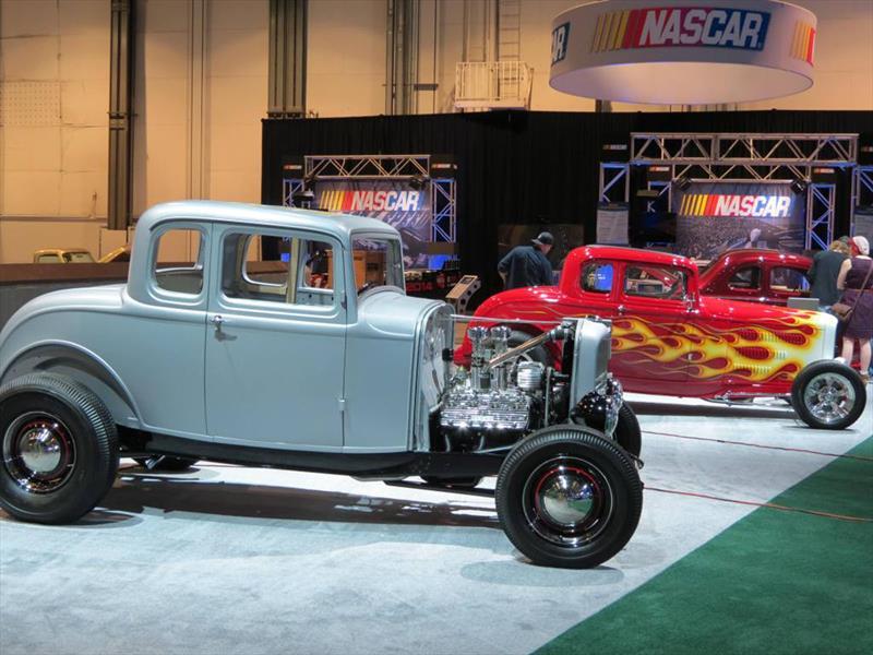 Ford Coupé de 1932 nuevo