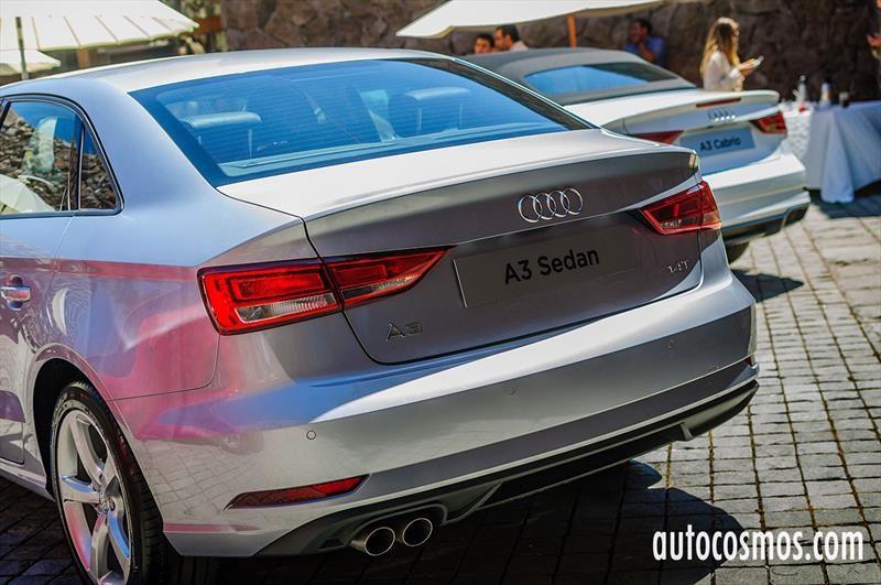 Audi A3 2017 - Lanzamiento en Chile