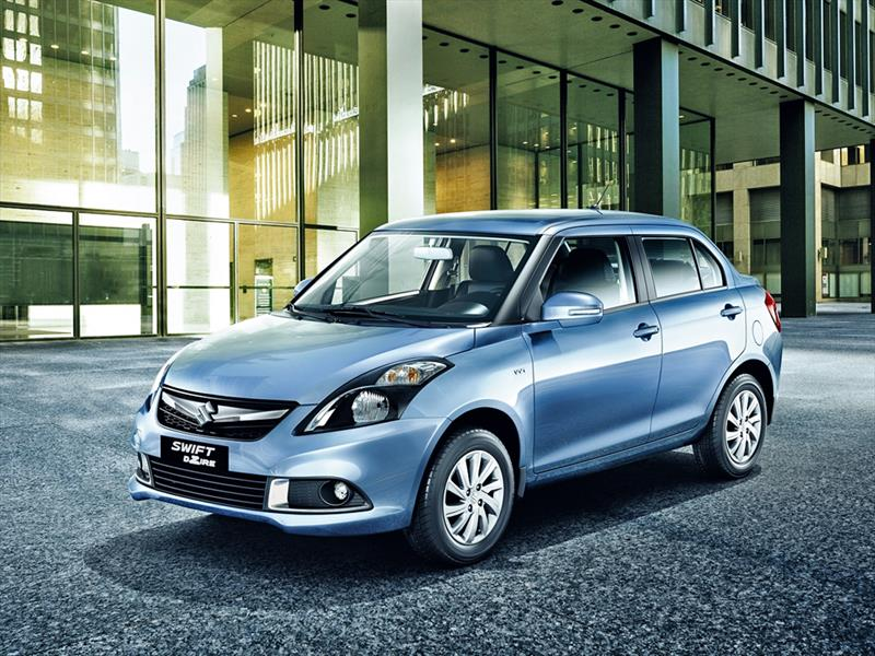 Nuevo Suzuki DZire 2016