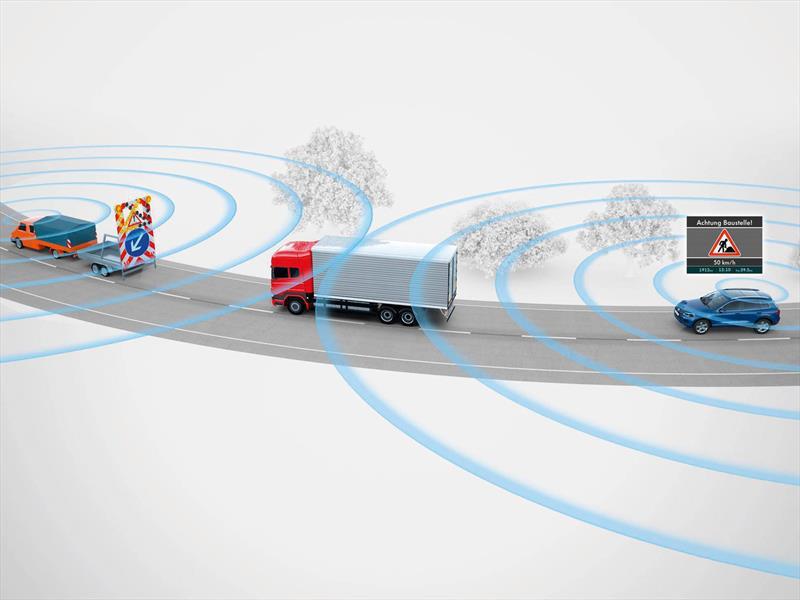 Top 10: Autos que se comunican entre sí