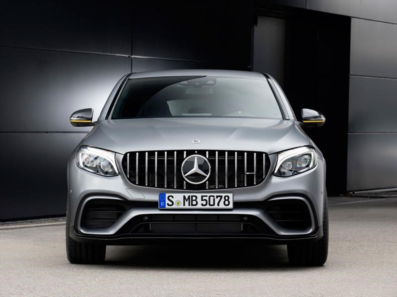 Mercedes-AMG GLC 63 Coupé Edition 1 2018