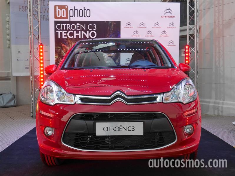 Citroën C3 Techno