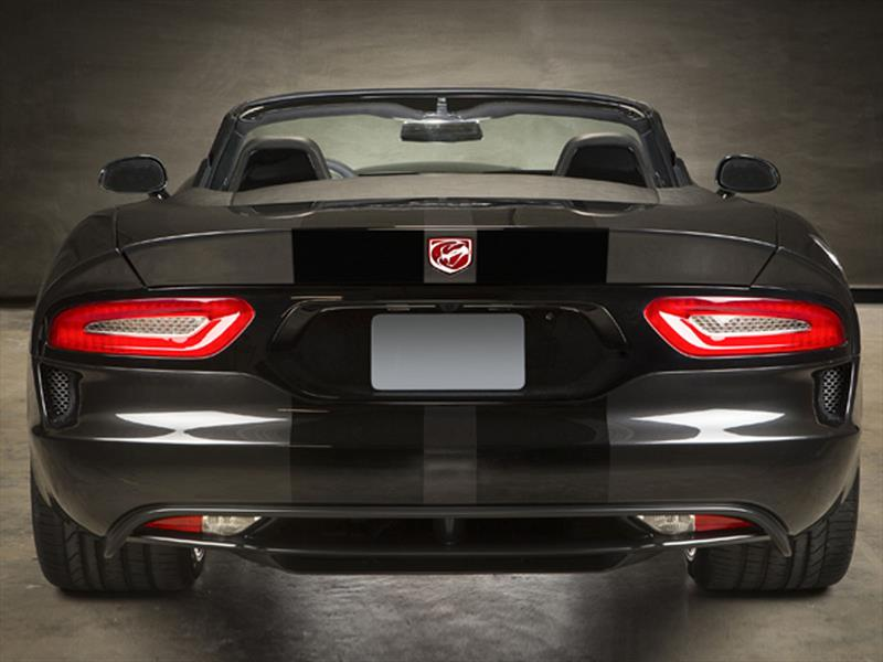 SRT Viper convertible