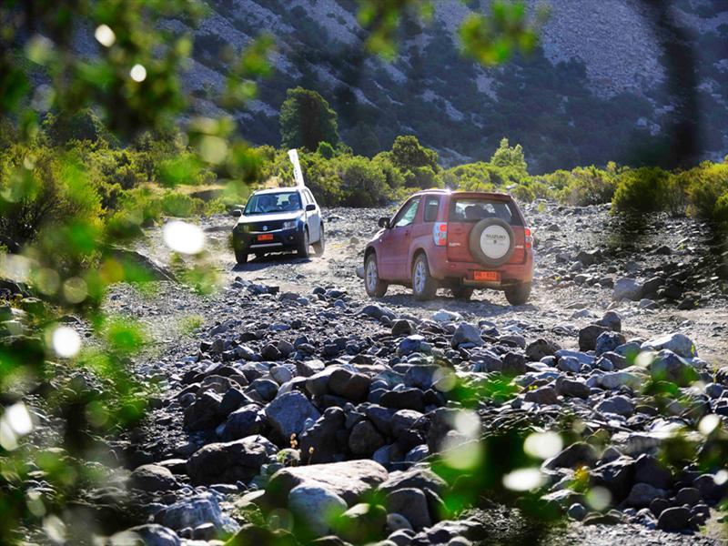 Suzuki Grand Nomade, Grand Vitara y SX4 2013