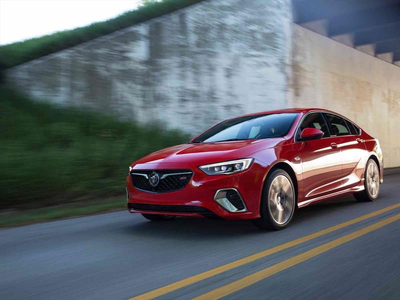 Buick Regal GS 2018