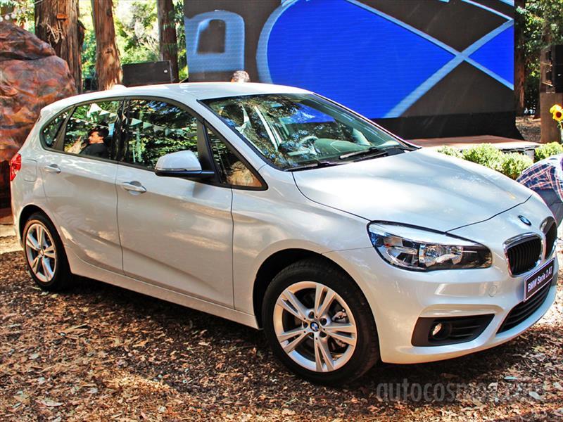 BMW Serie 2 Active Tourer Lanzamiento en Chile
