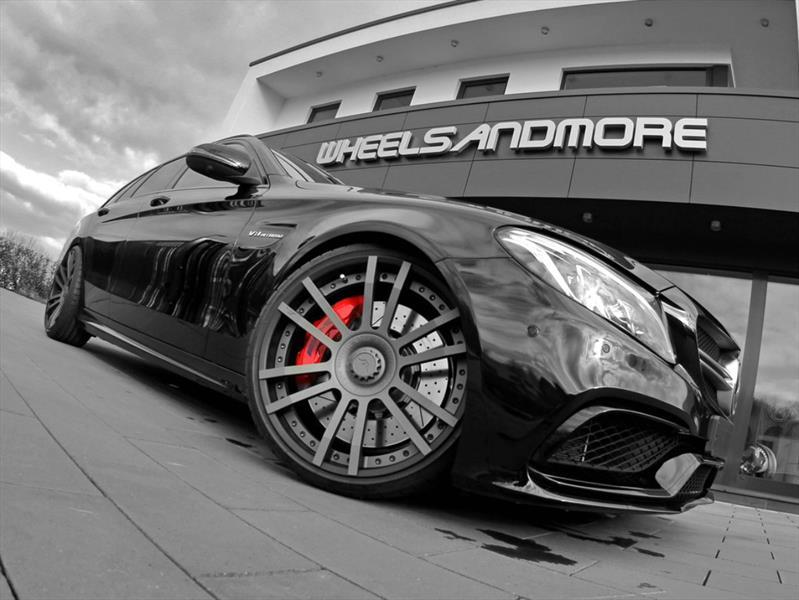 Mercedes-AMG C 63 Estate por Wheelsandmore