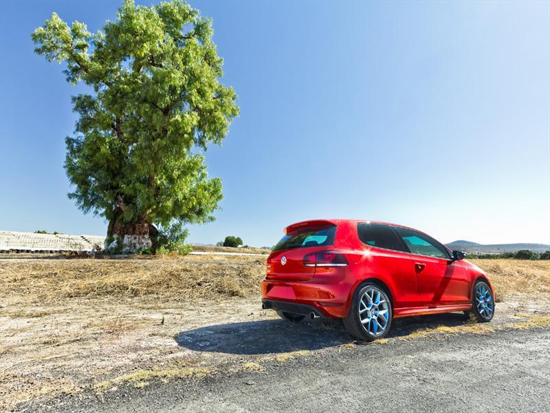 Volkswagen Golf GTI 35 2012 prueba