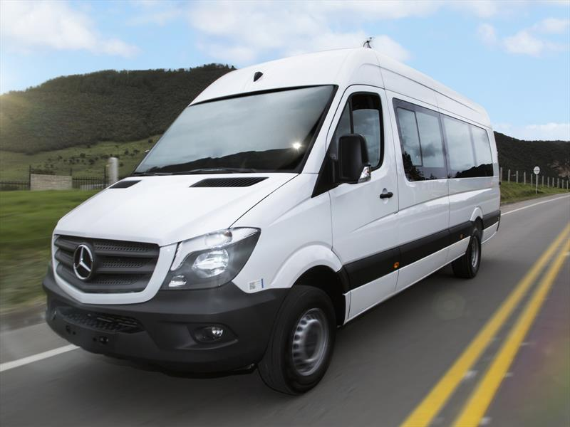 Mercedes-Benz Sprinter 415 SUSI