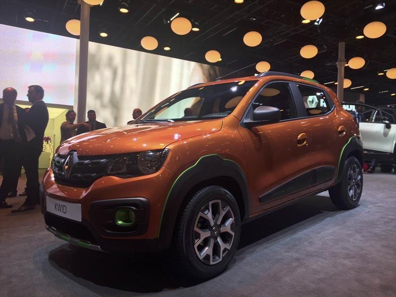 Renault Kwid Outsider Concept 2017