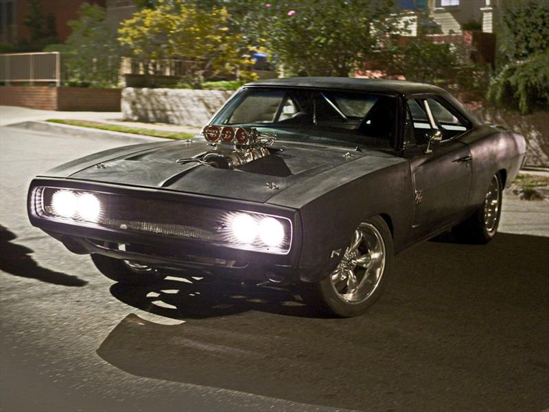 Top 10 Rápido y Furioso: Dodge Charger R/T