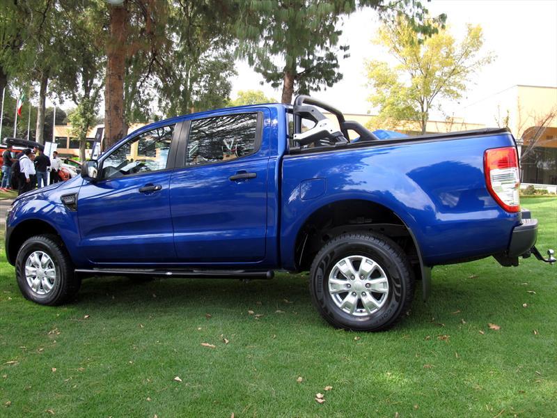 Opciones de personalización para modelos Ford