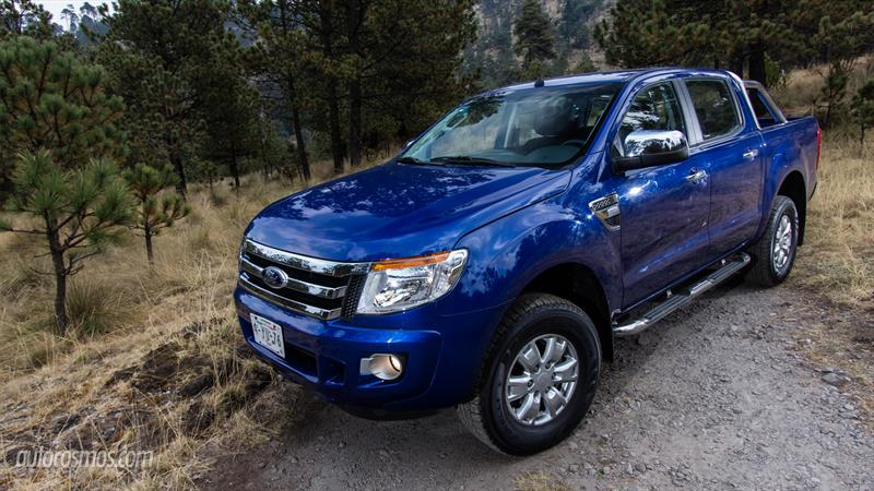 Ford Ranger 2013 a prueba