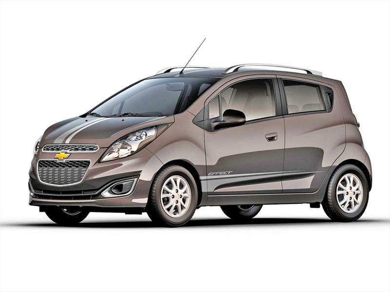 Chevrolet Spark GT Effect y Sonic Effect 2015