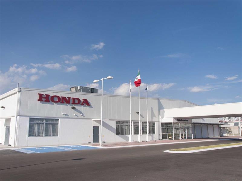 Planta de Transmisiones de Honda en México