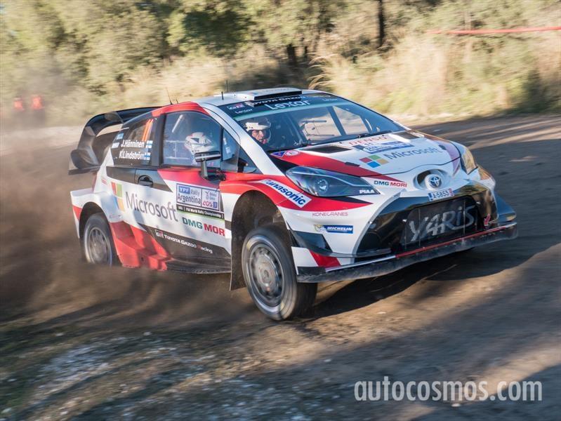 WRC 2017: Rally de Argentina